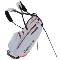 TaylorMade 2020 Flextech Waterproof Dual Strap Golf Carry Stand Bag