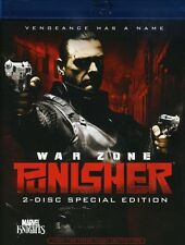 Punisher: War Zone [Special Edition] [Includes  (2009, Blu-ray NIEUW) BLU-RAY/WS