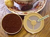 Kaffeepad für Senseo HD7876, wiederbefüllbar, Dauerkaffeepad, ECOPAD, 2er Pack *