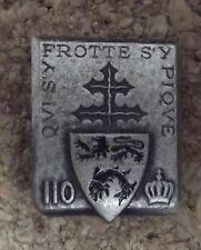 insigne - 110° régiment d'infanterie - Drago