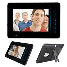 """7"""" Wifi Wireless Color Video Door Phone Doorbell Intercom Home Security Monitor"""