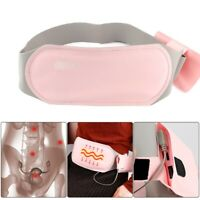 Heating Pad Therapy Menstrual Cramp Reliever Period Pain Electric Warming Belt