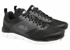 Fila Men's Memory Steelsprint Athletic Shoes Black