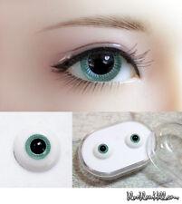 10mm light green glass bjd doll eyes with box dollfie iplehouse #EB-19 Ship US
