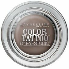 Maybelline EyeStudio Color Tattoo Eye Shadow - Tough as Taupe 35