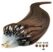 50 100 150 200 Extensions De Cheveux Pose A Froid Naturels Remy 53/60CM 0,5G/1G