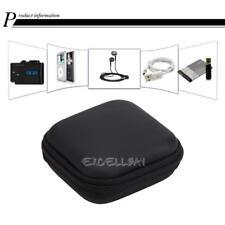 New Mini Square EVA Case Headset Bluetooth Earphone Cable Storage Box