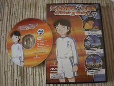 DVD SERIE ANIME CAMPEONES OLIVER BENJI CAPTAIN TSUBASA Nº9 (2) USADA BUEN ESTADO