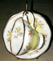 EB Foley Bone China Cup And Saucer Vintage Made In England
