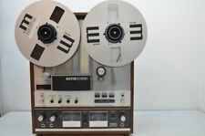 Top Gerät: 2 Spur Teac A-7030 Tonbandmaschine – Sehr Selten Angeboten!!