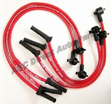Mustang 4.0L V6 05-10 10 mm High Performance Red Spark Plug Wire Set 29231R
