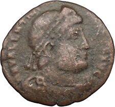 VALENTINIAN I 364AD Ancient Roman Coin Nike Victory Angel  i33131