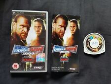 WWE SMACKDOWN VS RAW 2009 Sony PSP Game