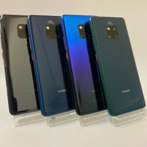 HUAWEI MATE 20 PRO 128GB - UNLOCKED - Black / Blue / Twilight Smartphone Mobile