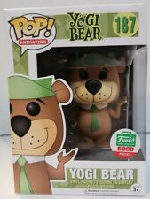 Hanna Barbera Yogi Bear Funko Shop Exclusive Pop!  Yogi Bear Box #187 LE 5000