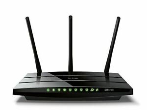 TP-Link  Archer C7 AC1750 Wireless Dual Band Gigabit Cable Router 1750Mbps UK