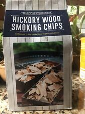 Charcoal Companion Hickory Wood Smoking Chips