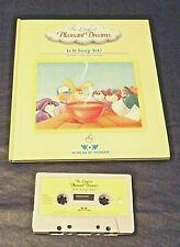 LAND OF PLEASANT DREAMS STORY BOOK/TAPE IS IT SOUP YET? WORLDS OF WONDER 1986