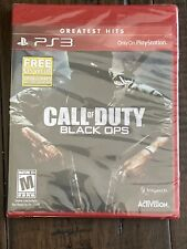 Call Of Duty Black Ops 1 **Brand New** Fast Shipping (PS3)