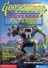 Invasion of the Body Squeezers, Part 1 (Goosebumps