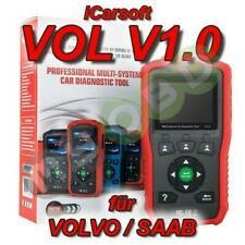 iCarsoft VOL v1 Profi Diagnosegerät für Volvo Saab OBD 2 Öl Service ABS uvm.