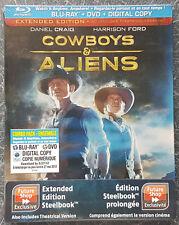 COWBOYS & ALIENS - Limited FutureShop exclusive STEELBOOK Edition (Blu-ray)