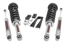 """Rough Country 2"""" Leveling Kit (fit) 2009-2013 Ford F150 N3 Lifted Struts Shocks"""