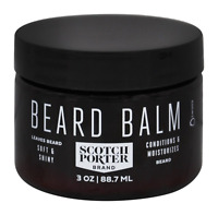Scotch Porter - All Natural Men's Beard Balm - 3 oz.