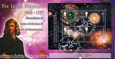 2002 l'astronomie-steven scott (newton) officiel-signé sir martin rees