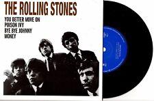 "THE ROLLING STONES - BYE BYE JOHNNY - RSD EP 7"" 45 VINYL RECORD PIC SLV 2004"