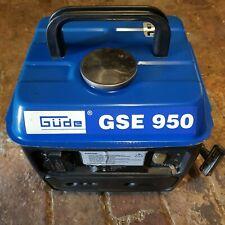 Güde GSE 950 Stromaggregat Generator Stromgenerator Notstromerzeuger Stromerzeug
