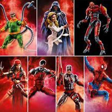 Marvel Legends Spider-Man Wave 10 with Sp//dr BAF Pre-Order