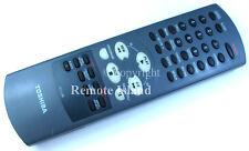 Toshiba VC-L2B VCR Remote Control MV13DM2 MV13L2 MV13LS MV13M2 MV19L2 MV19M5C MV