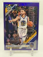 STEPHEN CURRY - 2019-20 OPTIC BASKETBALL - PURPLE PARALLEL - #8