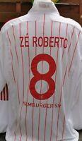 Adidas Hamburger SV Hamburg Trikot 8 Ze Roberto Gr. XXL Saison 2007 / 2008