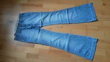 Mogul Jeans Damen hellblau Gr. 25