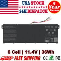 AC14B18J Battery for Acer Chromebook 11 CB3-111 ES1-512 AC14B13J 3ICP5/57/80 PC