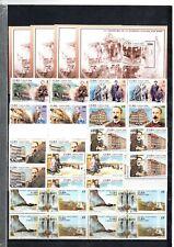 """2006 - Block of 4+ 4 Sheets """"JOSÉ MARTÍ HOMBRE UNIVERSAL """" MINT"""