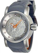 Invicta 28185 S1 Rally Men's 48mm Automatic Titanium-Tone Silver Dial Watch