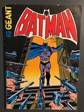 BATMAN GEANT (Sagedition - 1ère série - V1) - T12 : janvier 1975