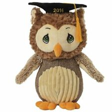 Precious Moments, 2016 Dated, Look Whoo?€™s Graduating!, Stuffed Animal, 154502