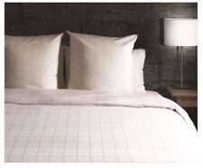 Karl Lagerfeld Design Bettwäsche Weiß 240 x 220 cm 100% Baumwollsatin Übergröße