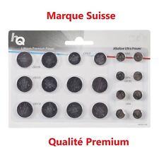 Pile bouton lithium CR2016 CR2025 CR2032 DL2032 DL2025 DL2016 BR2025 BR2016 - 3V