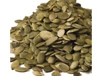 Pumpkin Seeds Raw (No Shell) - 2lb, 3lb, 5lb, or 10lb Bulk Deal