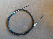 Genuine Peugeot Partner Citroen Berlingo N/S Handbrake Cable - Part No. 4745.J0