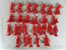 Airfix Waterloo Highland Infantry Red 1/32 Soft Plastic