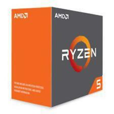 AMD Ryzen 5 1600X Processor 16 MB Cache 3.6 GHz AM4 6 Core 12 Thread Desktop CPU