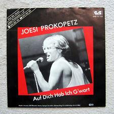 Single / JOESI PROKOPETZ / AUSTRIA / RARITÄT / GIG /
