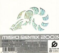 MISIA - REMIX 2003 KISS IN THE SKY  - Japan 2 CD - NEW