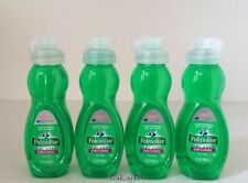 PALMOLIVE 4 Travel Size Liquid DISH SOAP 3 oz ea Great for Travel RV Camping NEW